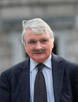 Fianna Fail TD Willie O'Dea. Picture: Collins