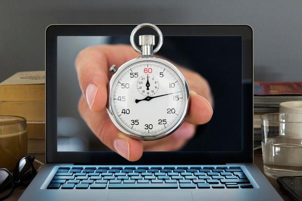 Take steps to increase the speed of your laptop