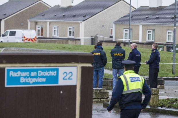 Man shot dead at west Dublin halting site