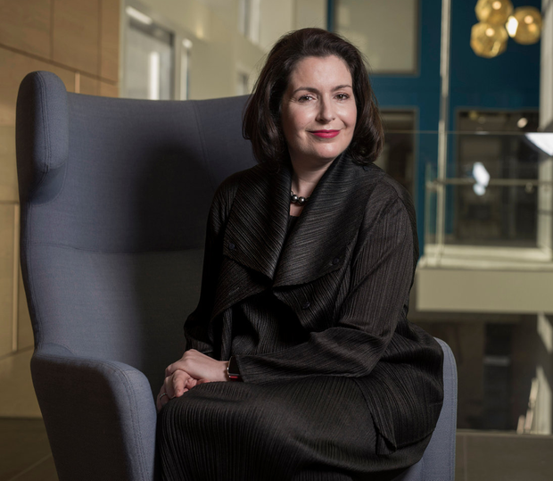 Bank of Ireland CEO Francesca McDonagh said delivery of new homes is of strategic importance to the lender. Photo: Fergal Phillips