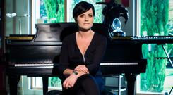 Vulnerable and honest: Dolores O'Riordan recorded new tracks with The Cranberries. Photo: Kip Carrol