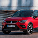 BIG IMPRESSION: The ruggedly handsome Seat Arona does the basics really well