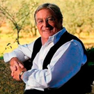 FALLING FOR THE FRENCH: 'A Year in Provence' author Peter Mayle. Photo: Andrew Crowley