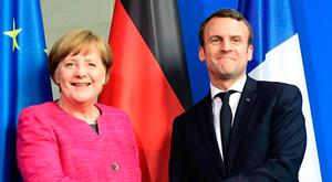 The next stage: Merkel and Macron both favour greater centralisation