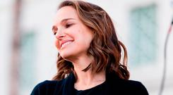 Natalie Portman attends the women's march Los Angeles on January 20, 2018 in Los Angeles, California. (Photo by Emma McIntyre/Getty Images)