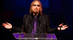 Singer Tom Petty speaks during the 31st Annual ASCAP Pop Music Awards at The Ray Dolby Ballroom at the Hollywood & Highland Center on April 23, 2014 in Hollywood, California. (Photo by Frederick M. Brown/Getty Images)