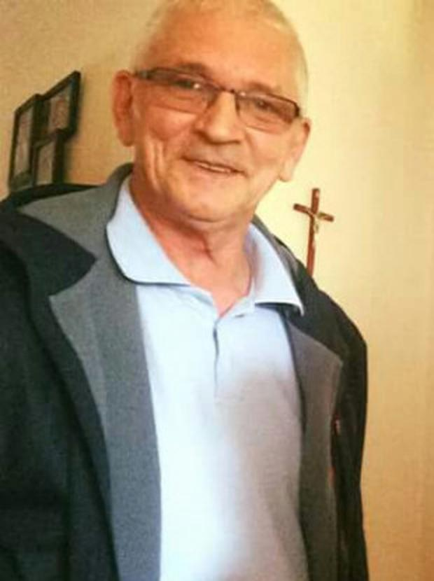 Missing Francis Kavanagh (61)