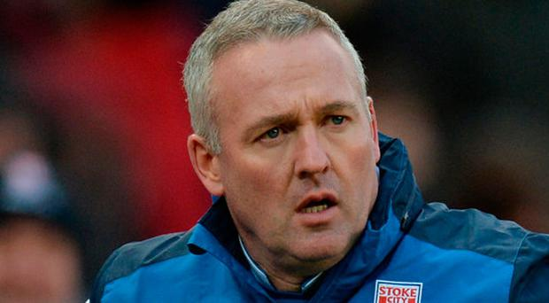 "Lambert: ""I've no intention of letting him go."" Photo: Reuters/Peter Powell"