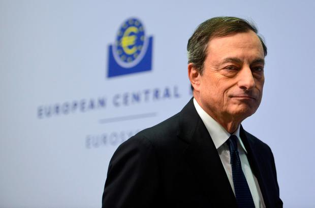 ECB president Mario Draghi. Photo: Thomas Lohnes/Getty Images