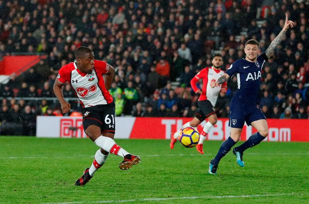 'A dream come true' - 17-year-old Irish striker makes Southampton debut