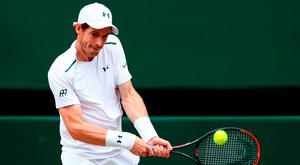 Murray hopes to be back on the court very soon. Photo credit: Gareth Fuller/PA Wire