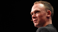 Cyclist Chris Froome. Photo: Sportsfile