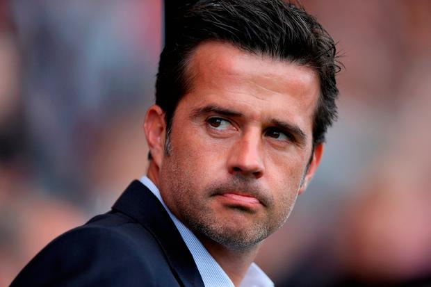Silva wanted to take over at Goodison Park, with a pay rise on offer and a bigger transfer budget, and asked Watford to find an agreement with Everton. Photo by Dan Istitene/Getty Images