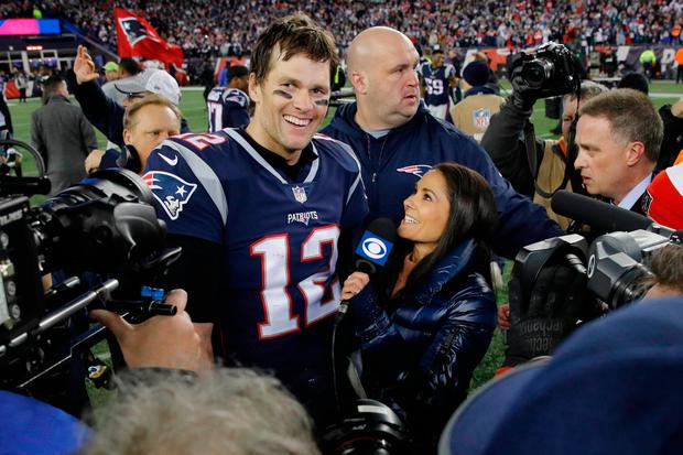 New England Patriots quarterback Tom Brady. Photo credit: David Butler II-USA TODAY Sports