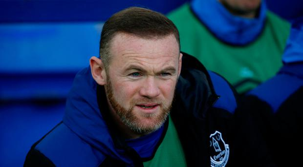 'He was left on the bench by Allardyce and listening to the explanation behind the decision, it is clear that Rooney has moved from being a Manchester United substitute to not being an automatic starter with Everton in less than a year.' Photo: Reuters