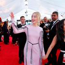 Saoirse Ronan at the 24th Screen Actors Guild Awards