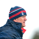 2 March 2008; John Maughan, Roscommon manager. Allianz National Football League, Division 2, Round 3, Roscommon v Cork, Kiltoom, Roscommon. Picture credit: David Maher / SPORTSFILE