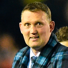 Doddie Weir Photo: ANDY BUCHANAN/AFP/Getty Images