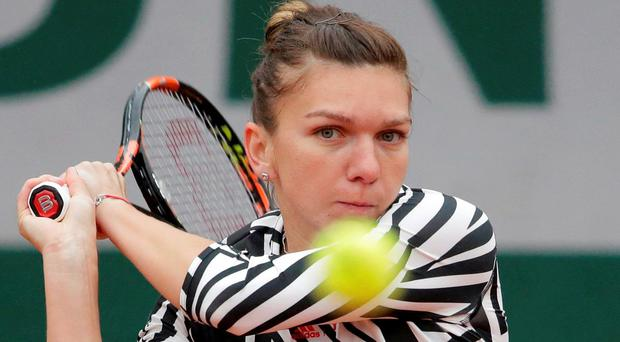 Simona Halep. Photo: Reuters