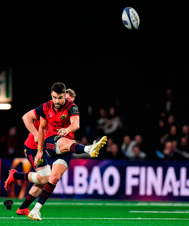 Munster's Conor Murray Photo: Brendan Moran/Sportsfile