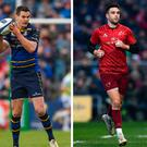 Jonathan Sexton, Conor Murray and Tadhg Furlong have been nominated for European Player of the Year