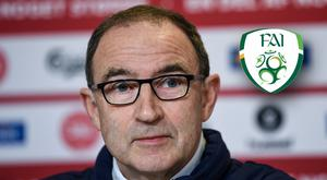 Martin O'Neill has signed a new deal with the FAI