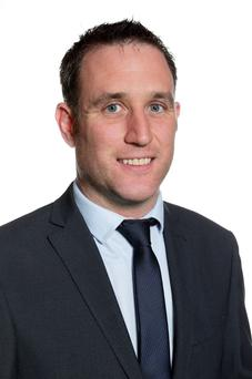 Cormac Loughnane, Superintendent pharmacist at McCabes Pharmacy