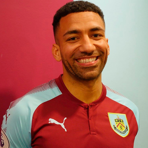 Aaron Lennon who has joined Burnley from Everton.