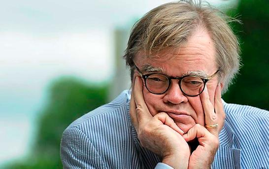Accusations: Garrison Keillor