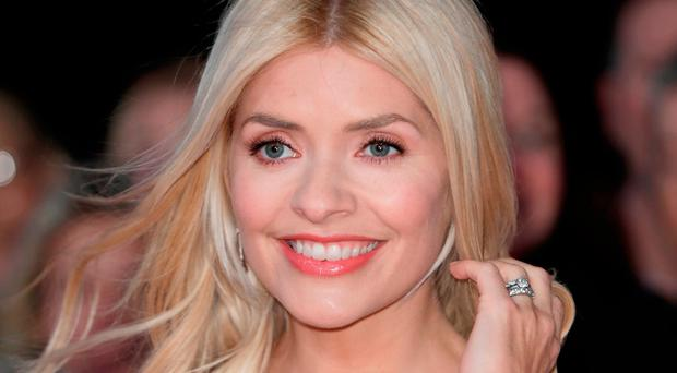 Holly Willoughby attends the National Television Awards 2018 at the O2 Arena on January 23, 2018 in London, England. (Photo by John Phillips/Getty Images)