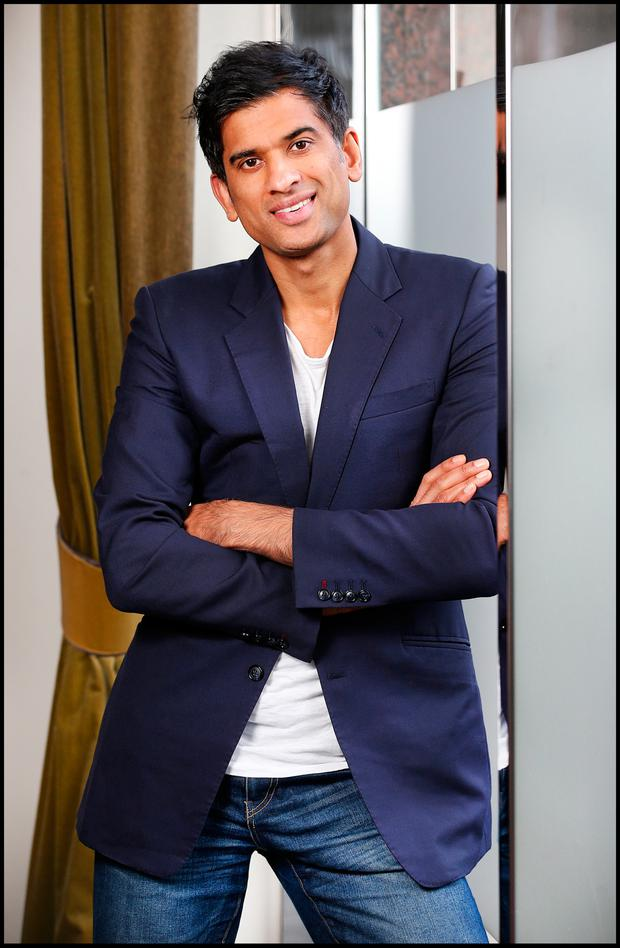 'The 4 Pillar Plan' author Dr. Rangan Chatterjee. Photo: Steve Humphreys