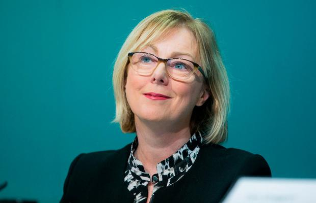 Minister for Employment Affairs & Social Protection, Regina Doherty TD. Photo: Gareth Chaney, Collins