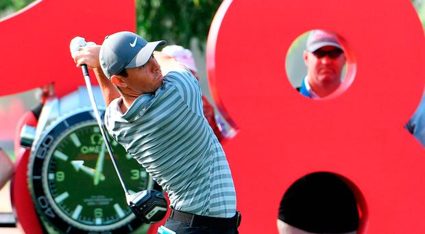 Rory McIlroy's expectations on the rise ahead of Dubai tournament