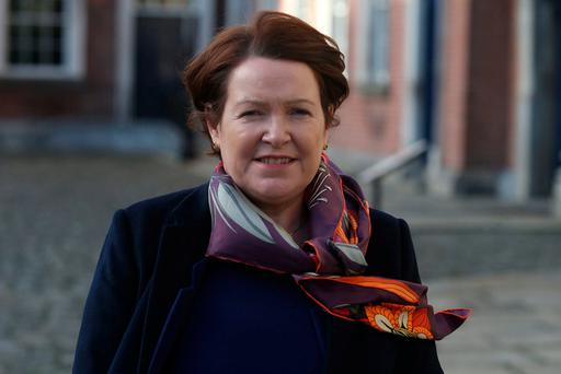Nóirín O'Sullivan. Photo: Stephen Collins/Collins Photos