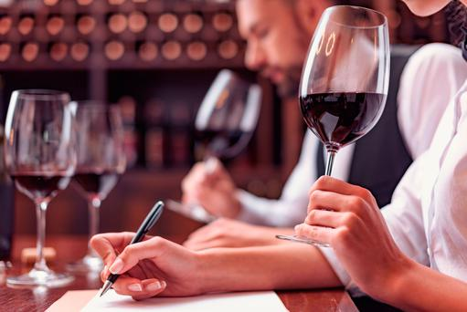 Why not sign up for a wine course...?