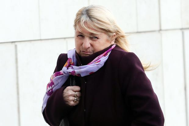 Maria Redmond has been jailed for 10 months Pic: Courtpix