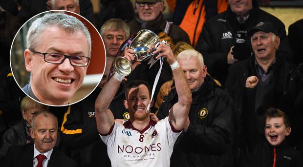 Joe Brolly believes Slaughtneil are one of the teams debunking the myth that is the blanket defence