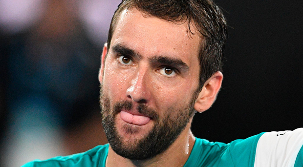 Marin Cilic. Photo: Getty Images