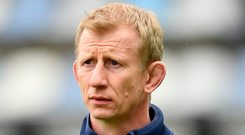 Leinster coach Leo Cullen. Photo: Sportsfile