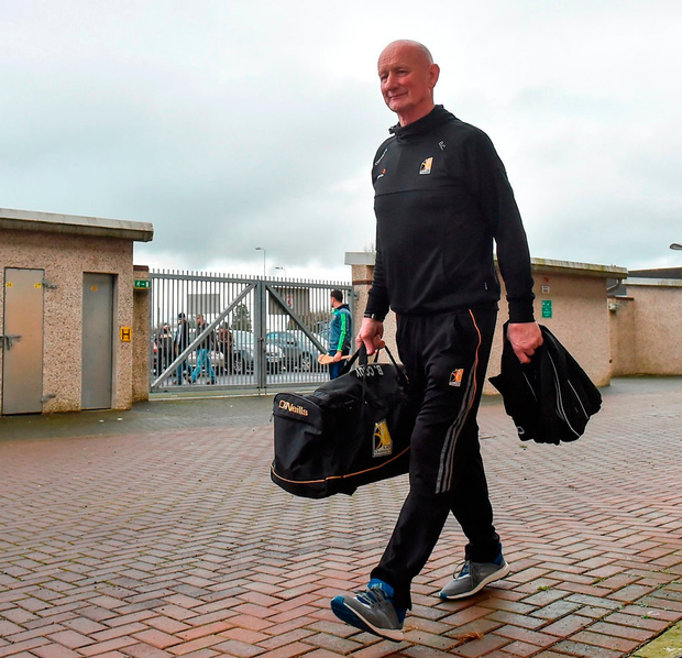 No matter who the league campaign goes, Brian Cody will know that come summer he'll still have the nucleus of a good team. Photo: Matt Browne/Sportsfile