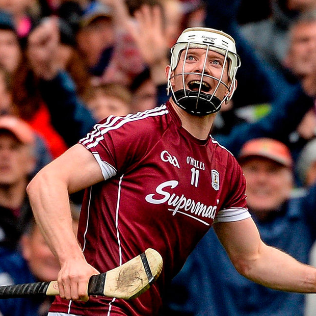 Galway's Joe Canning. Photo: Piaras Ó Mídheach/Sportsfile