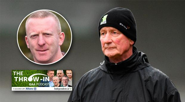 John Mullane (inset) thinks Brian Cody's Kilkenny could be in for a tough league campaign