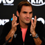 Federer: Not seriously tested. Photo: Getty Images