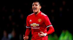 Alexis Sanchez opens up in his move from Arsenal to Manchester United