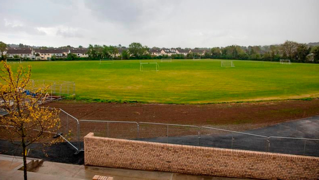 Clonkeen College fields