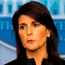 Nikki Haley denies reports of affair with the president Photo: REUTERS/Carlos Barria