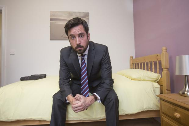Eoghan Murphy: Bailed out bank 'reliving mistakes'. Photo: INM
