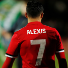 Manchester United's Alexis Sanchez. Photo: Reuters