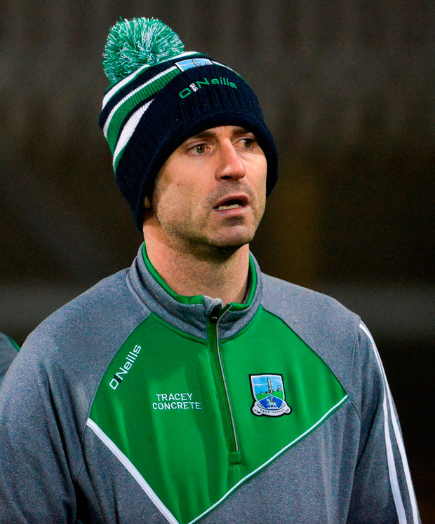 Rory Gallagher claimed his first league win as Fermanagh manager. Photo by Oliver McVeigh/Sportsfile