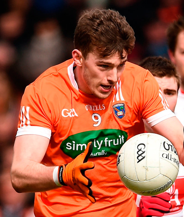Ethan Rafferty: Booming points. Photo by Oliver McVeigh/Sportsfile